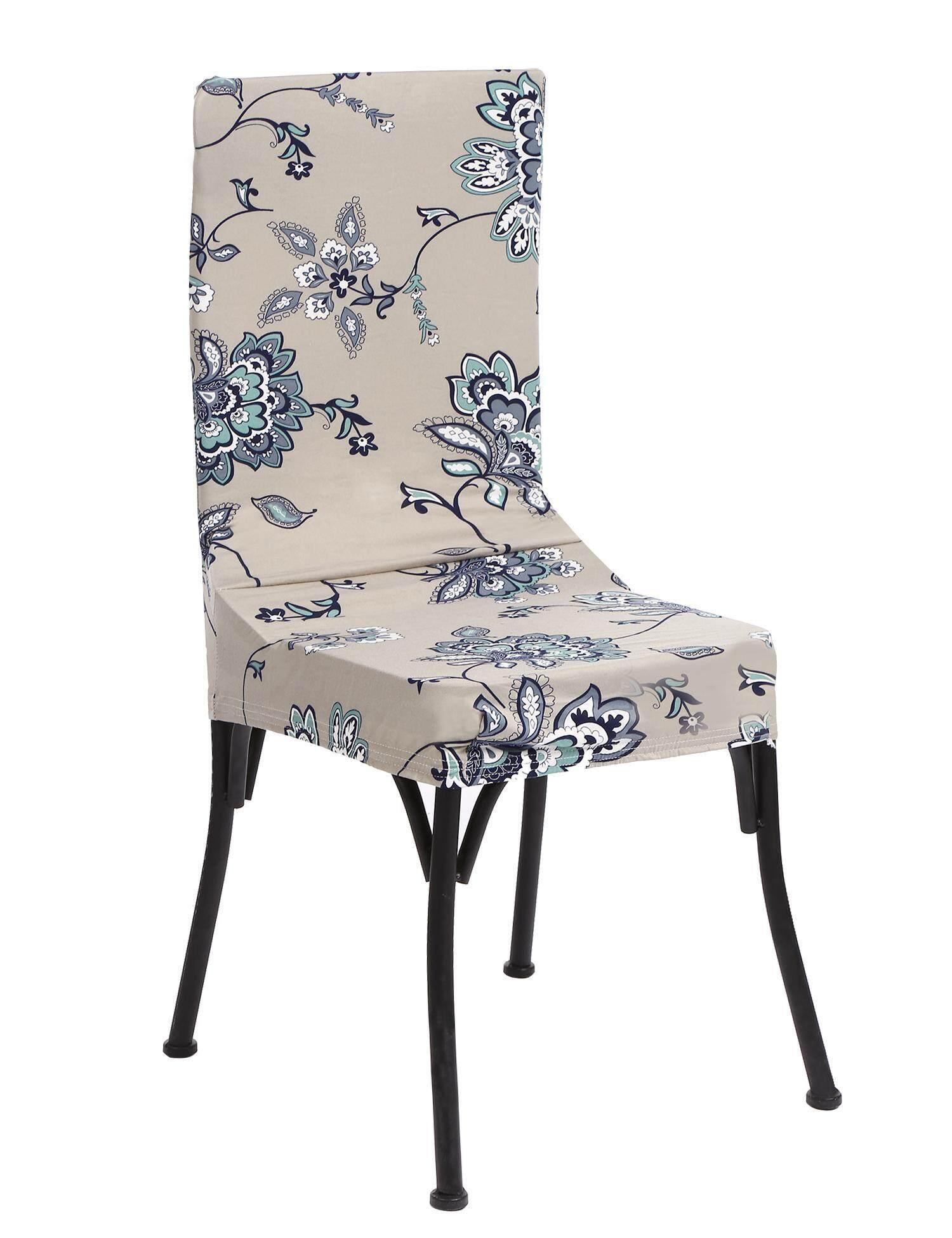 Azone Keuntungan Rendah Dapat Dilepaskan Elastis Regang Slipcovers Dining Room Kursi Kursi Sarung Dekorasi-Internasional