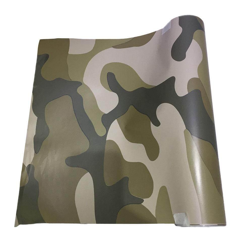 Features Vanker Color Change Diy Camouflage Car Sticker Vinyl Pvc