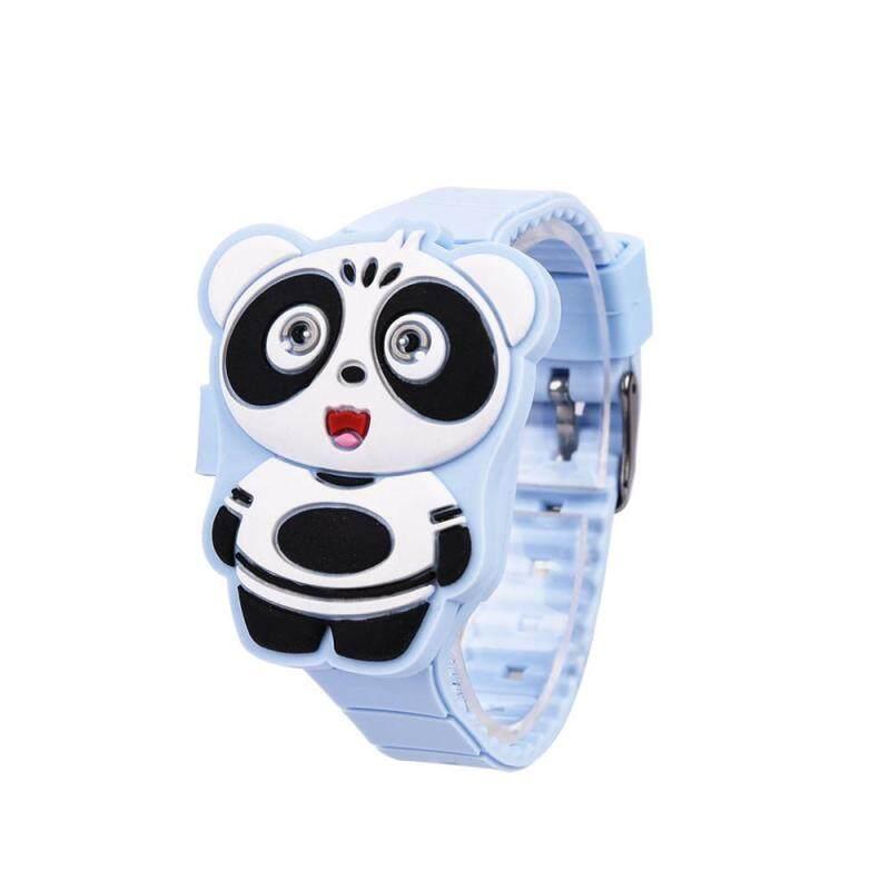 Fashion Silicone Children Kids Watch Cartoon LED Digital Display Girls Boys Watch WL194 - intl bán chạy