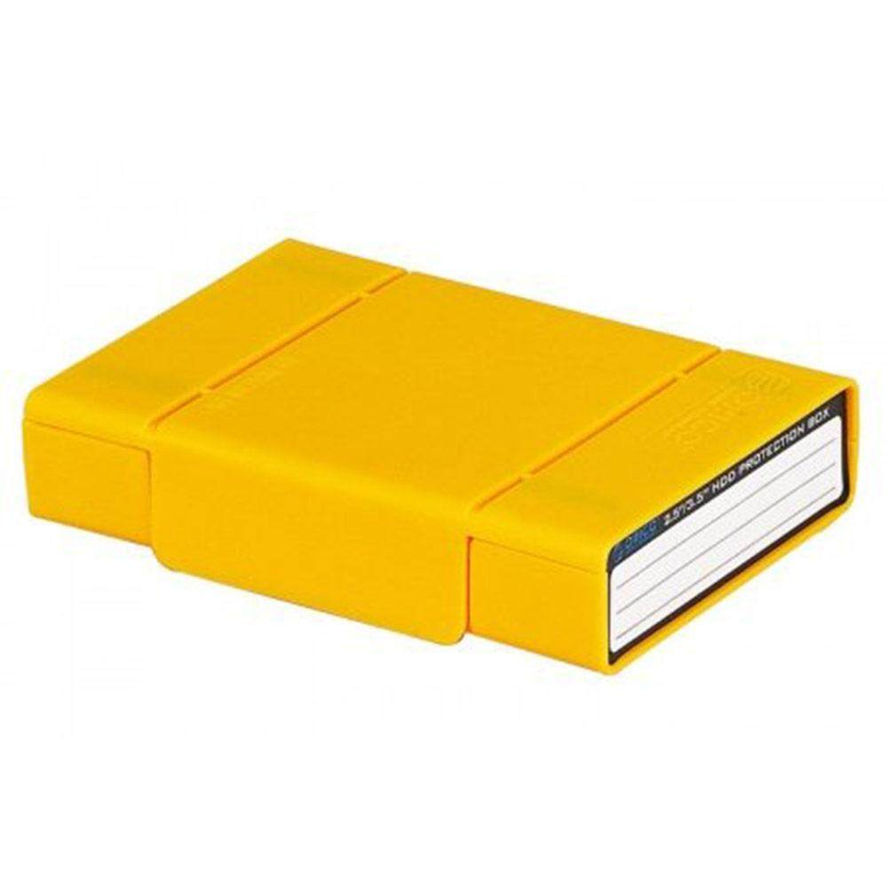 "Orico PHP-35 3.5"" HDD Protector (Yellow)"