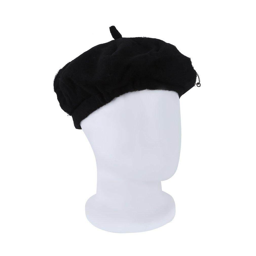 ... Oh Musim Dingin Nyaman Musim Gugur Bergaya Korea Baret Uniseks Topi Topi  Perjalanan - 3 ... 86c01688b9