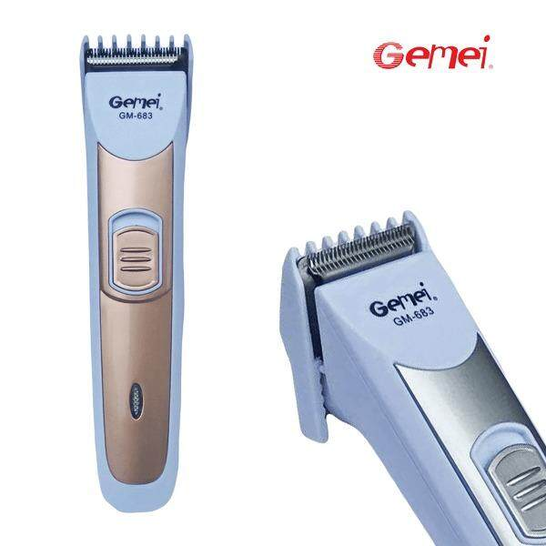 Gemei GM-683 Rechargeable Hair Trimmer