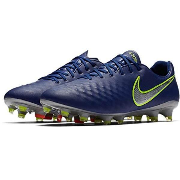 Nike Mens Magista Opus II FG Soccer Cleat Deep Royal Blue - intl