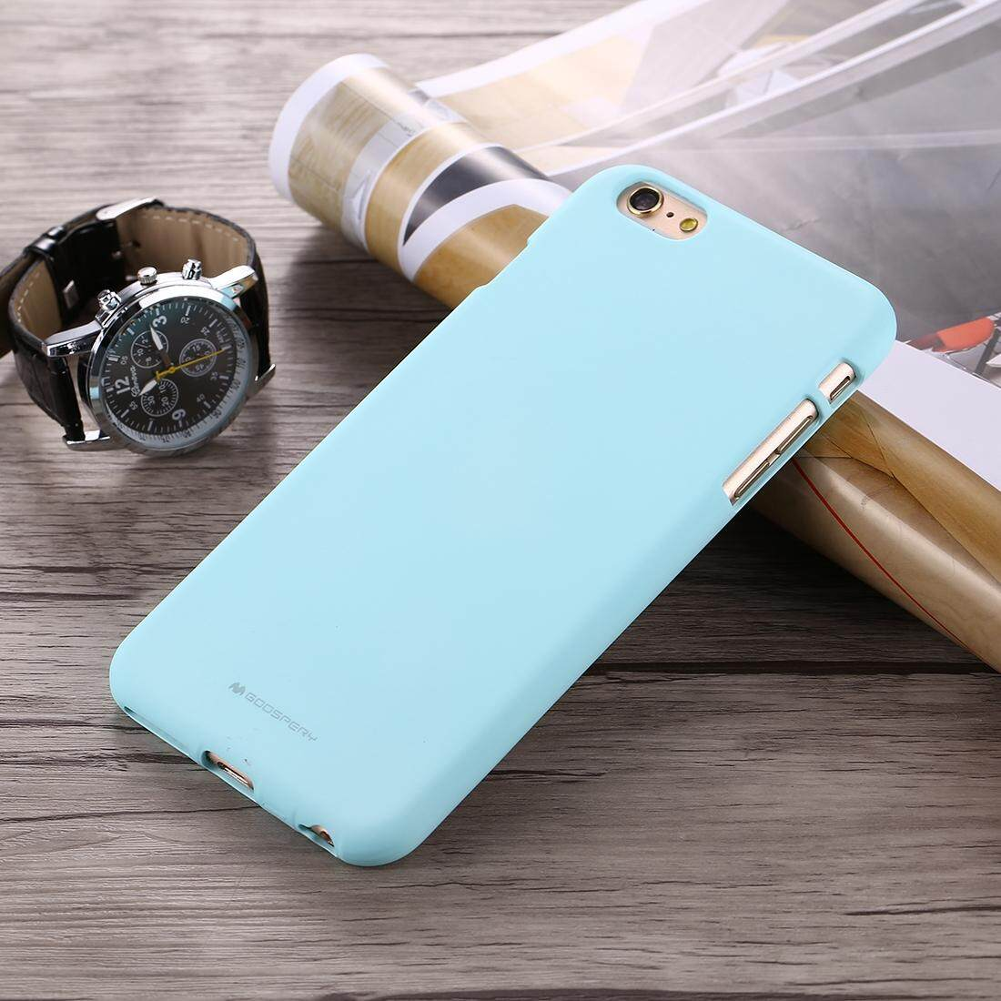 Fitur Mercury Goospery Soft Feeling For Iphone 6 6s Liquid State Samsung Galaxy S8 Jelly Case Black Tpu Drop Proof