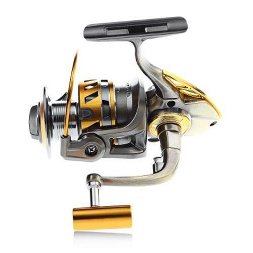 EXPERT 12 + 1 BEARINGS HIGH SPEED FISHING SPINNING REEL (COLORMIX)