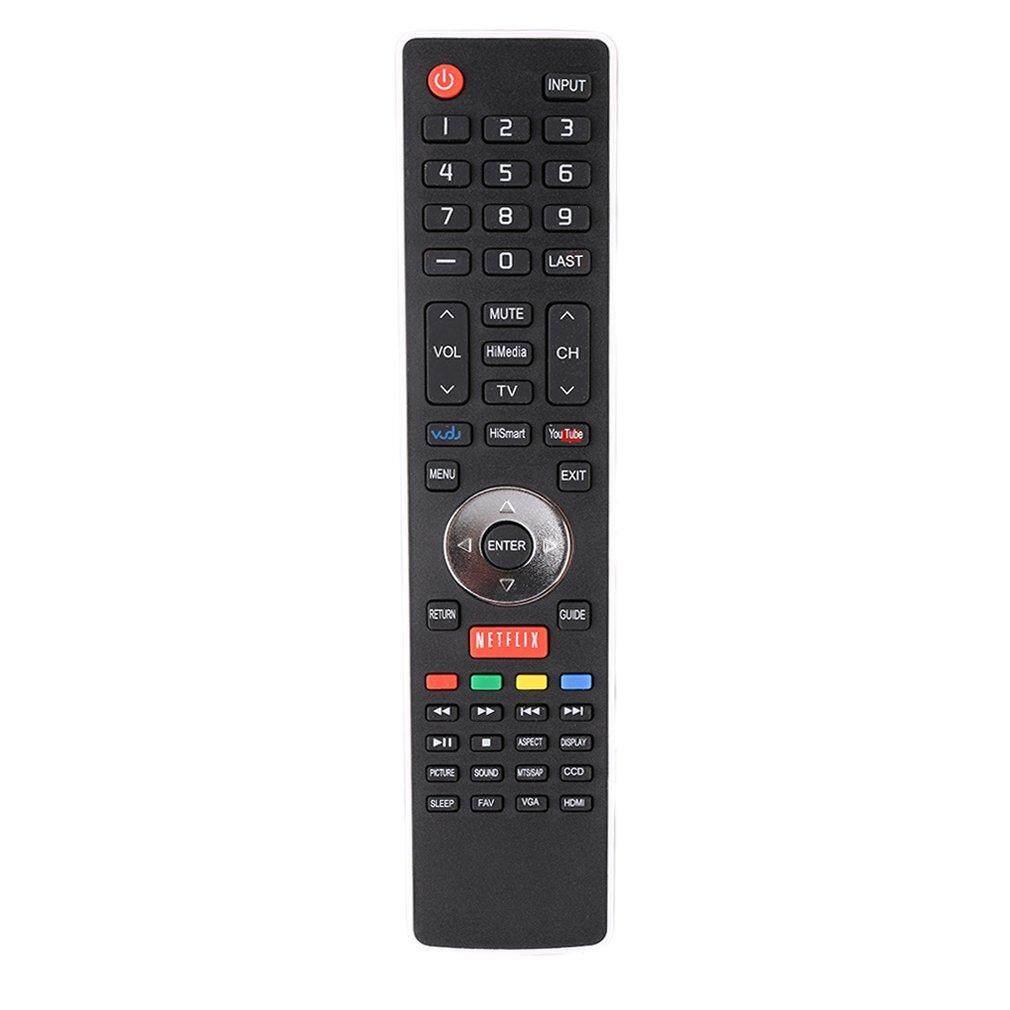 LALOVE Smart Intelligent TV Remote Control EN-33922A For Hisense LCD LED HDTV