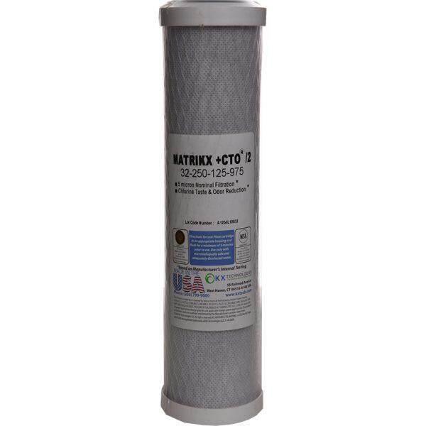 Carbon Block Filter Cartridge USA