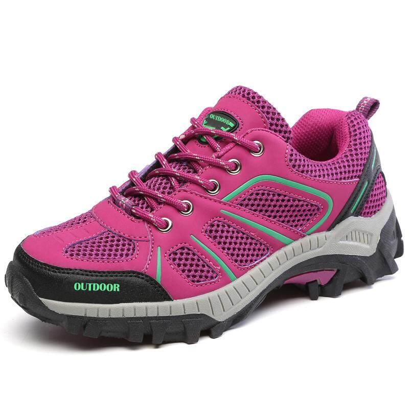 Musim Semi dan Musim Panas Daki Gunung Sepatu untuk Pria dan Wanita Sepatu Pantai Sneakers Air Sepatu Sandal Rekreasi Sepatu Berjalan Sepatu- internasional