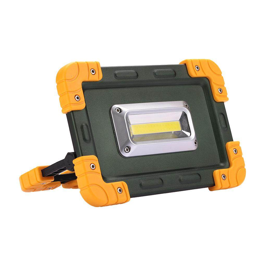 Review Bestprice Floodlight Mobile Portable Led Light Emergency Indoor Outdoor Cob Intl Oem On Singapore