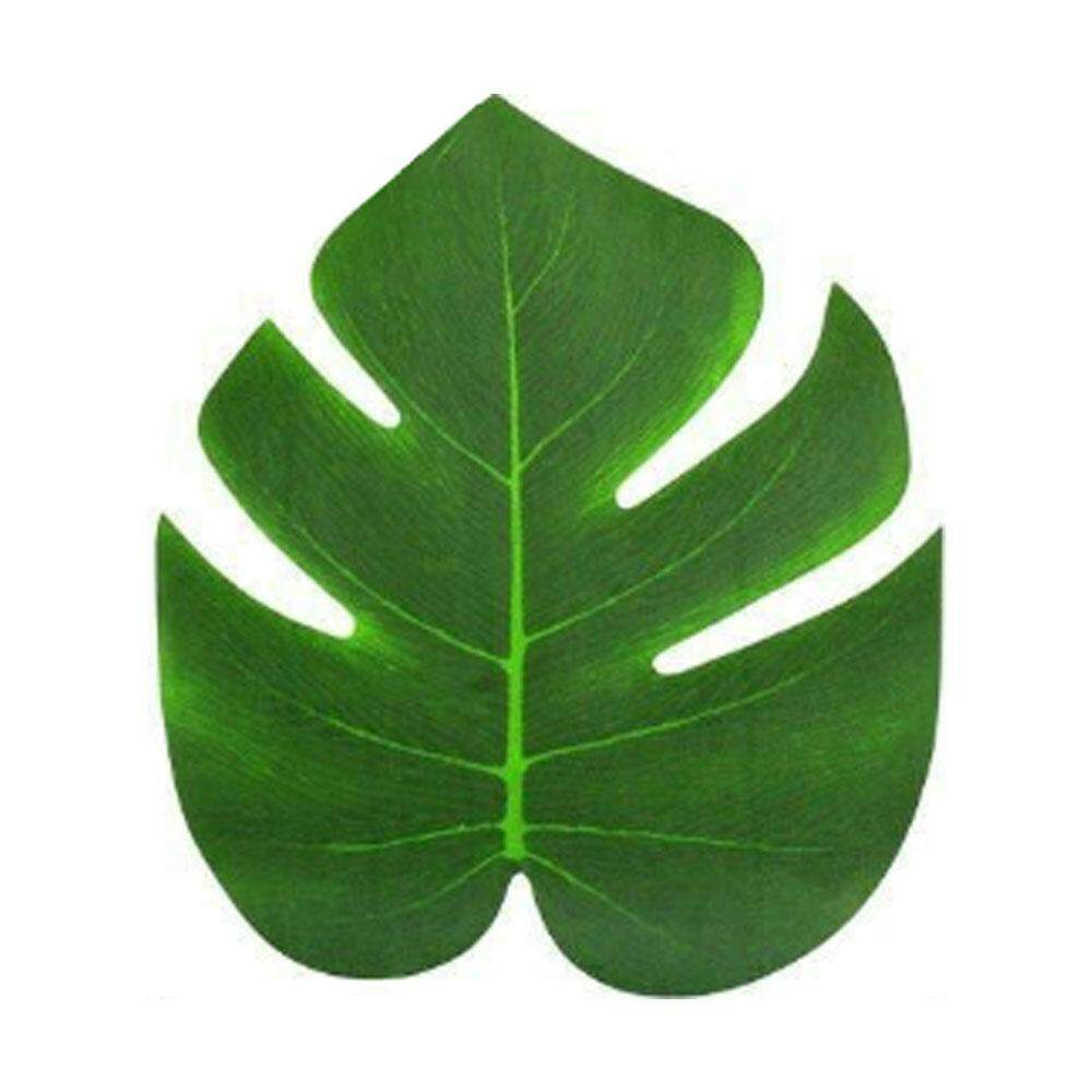Buy sell cheapest yugos artificial rose best quality product deals yugos artificial palm leaves decorations 12pcs tropical fake jungle leaves silk fabric turtle leaves for izmirmasajfo