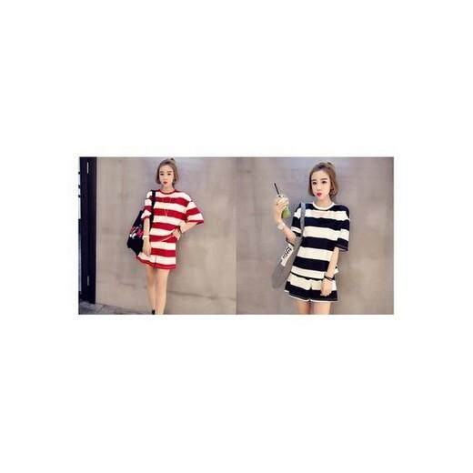 (Pre Order ETA 14/2) Korean Style Casual Wear Set Collection 157 - 2344C (Multicolor)
