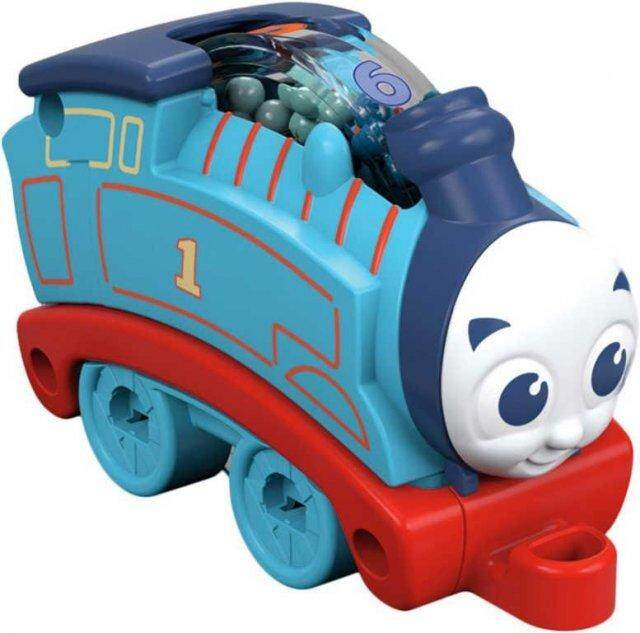 [THOMAS & FRIENDS] Roll N Pop My First Rattle Roller Engine Assortment (18M+) toys for girls