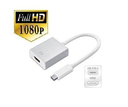 USB 3.1 Type C To 1080P HDMI Female Video Converter Adapter Cable