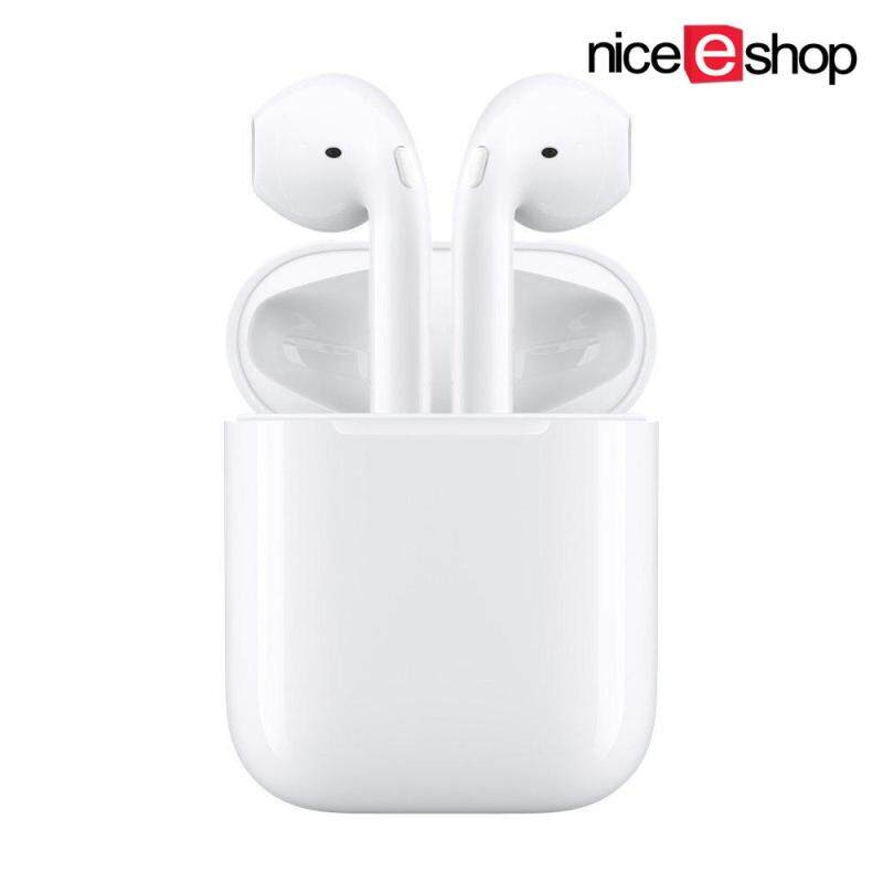 niceEshop TWS Bluetooth Headphones In-Ear Headsets Sports Earphone , Built-in Mic And Charging Box For Smartphone - intl Singapore
