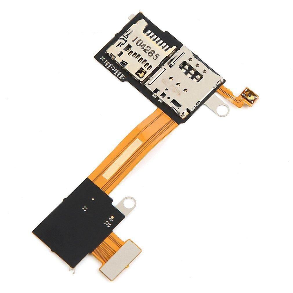 Cek Harga Baru For Sony Xperia Z4 Sim Card Tray Memory Reader Z2 Gift Holder Slot Flex M2 D2305 D2306