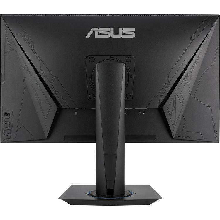GENUINE ASUS LED GAMINE CONSOLE FLAT 27 VG275Q LCD MONITOR (1MS/HDMI/VGA/DP/SPK/VESA/FREESYNC) BLACK