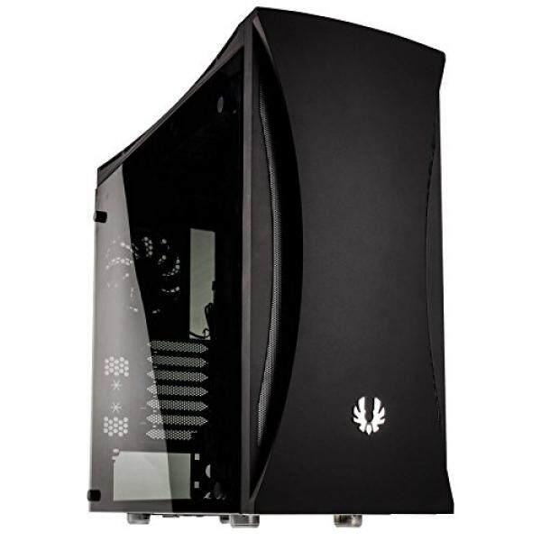 BitFenix Aurora Midi Tower Case Black Tempered Glass Window BFC-ARA-300-KKWSK-RP Malaysia