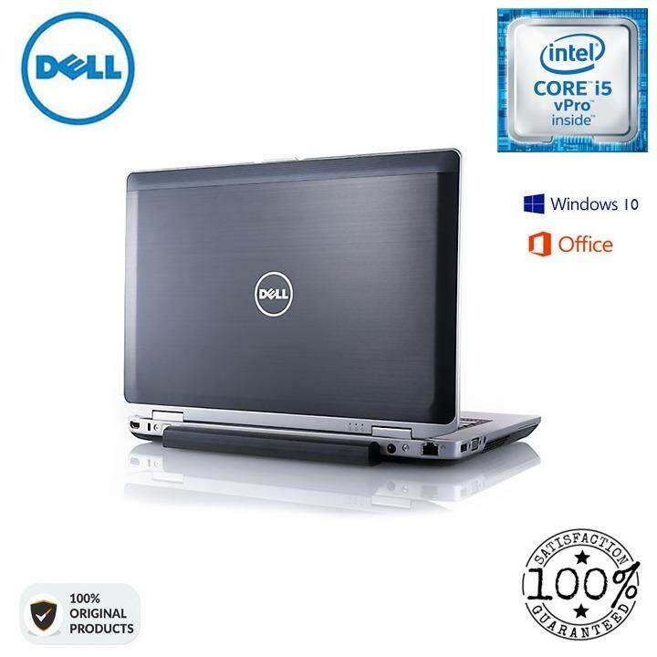 DELL LATITUDE E6430-s (SLIMLINE) CORE I5 / 8GB RAM / 1TB HDD (ORIGINAL REMANUFACTURED) 1 YEAR WARRANTY Malaysia