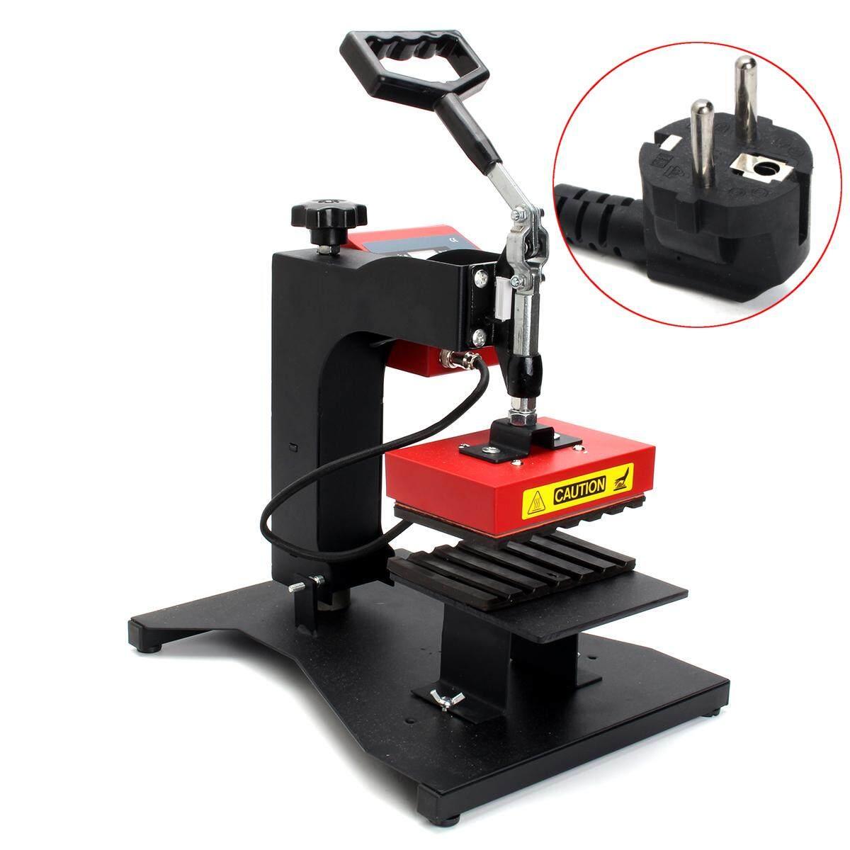 6 Pcs Digital Pen Heat Press Machine For Pen Heat Transfer Printing220v(eu Plug) - Intl By Freebang.