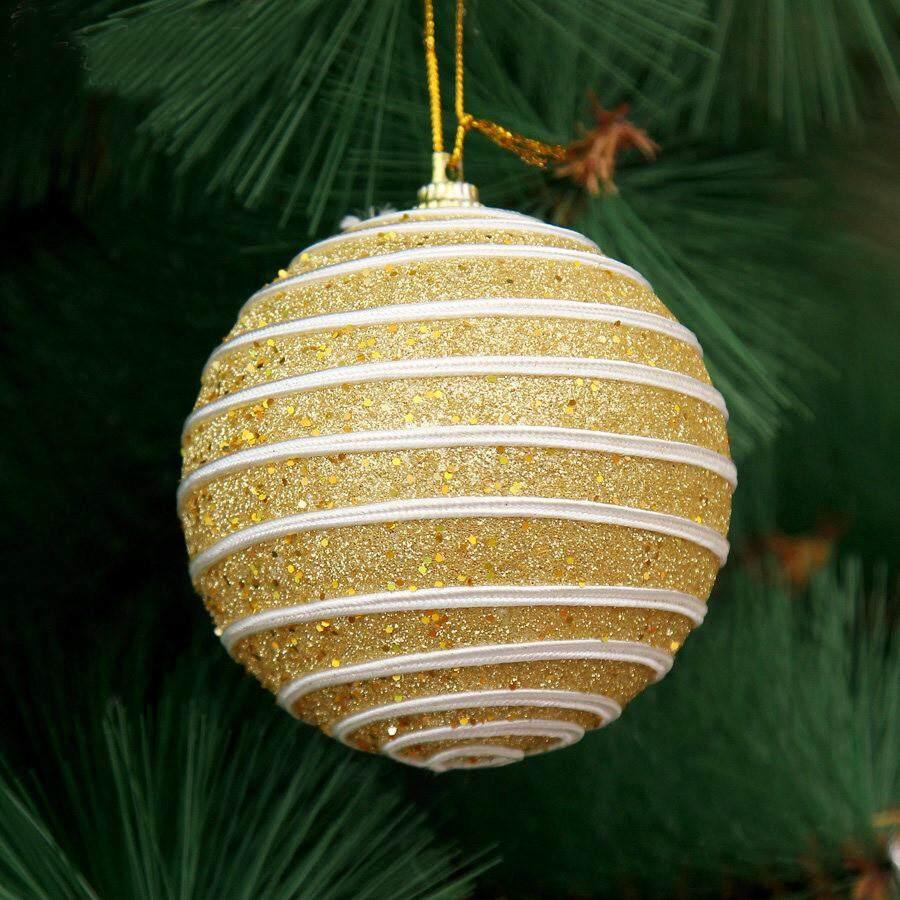 1Pcs Christmas Balls Baubles Party Xmas Tree Decorations Hanging Ornament Decor