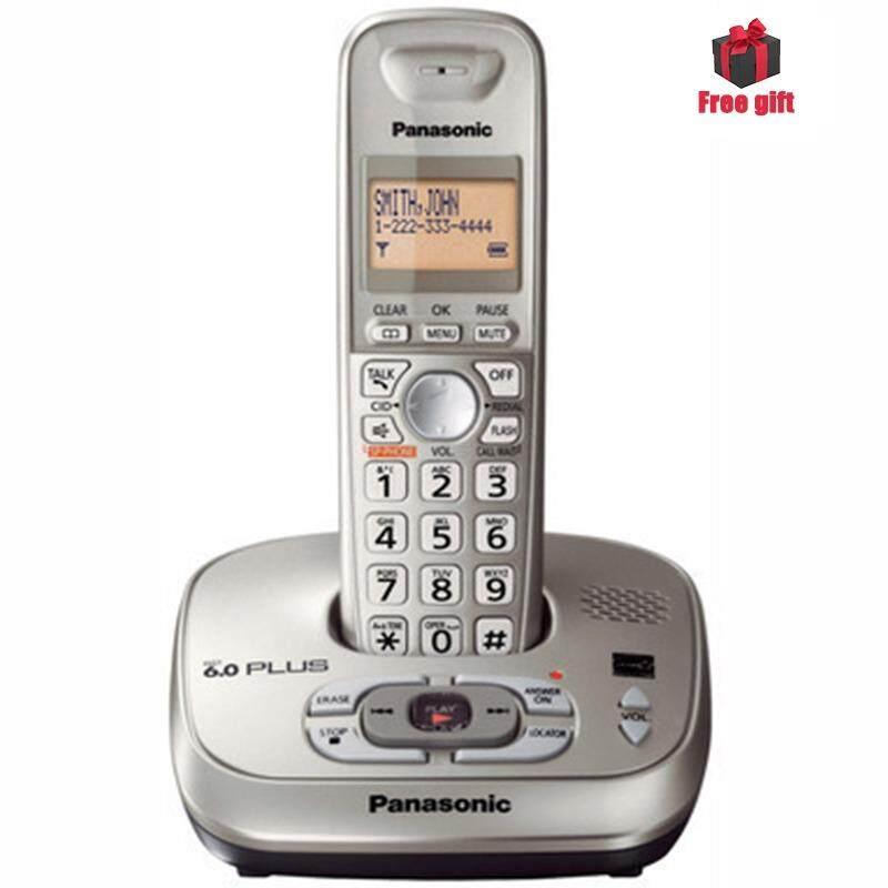 Original KX TG4021N Dect 60 Expandable Digital Cordless Telephone System Single Handset