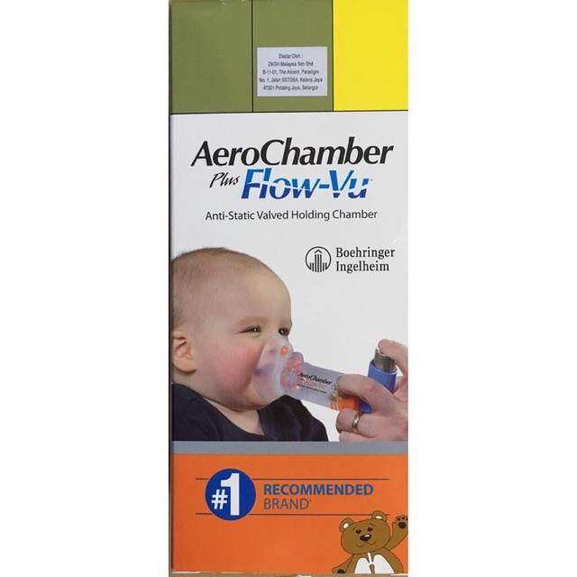 Aerochamber Plus Flow-Vu (Infant)