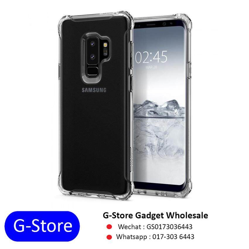 Cek Harga Anti Shock Clear Silicon Tpu Case For Samsung Galaxy S9