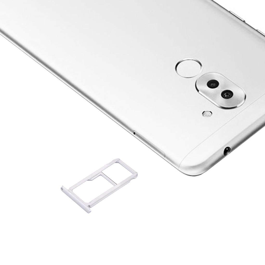Ipartsbuy Huawei Honor 6X/GR5 2017 Baki Kartu SIM dan SIM/Mikro Sd Kartu