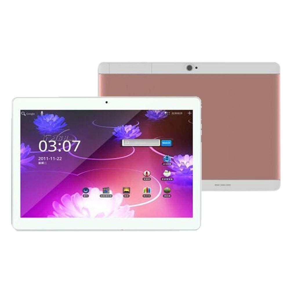 10.1 Tablet PC Mic WIFI Android 6.0 Octa Core 4+64G 10.1 Inch 2 SIM 4G HD - intl