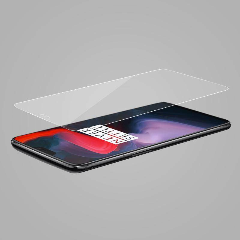 OnePlus 6 glass Lenuo tempered glass protectors for OnePlus 6 screen protector Anti-Explosion transparent protective Film