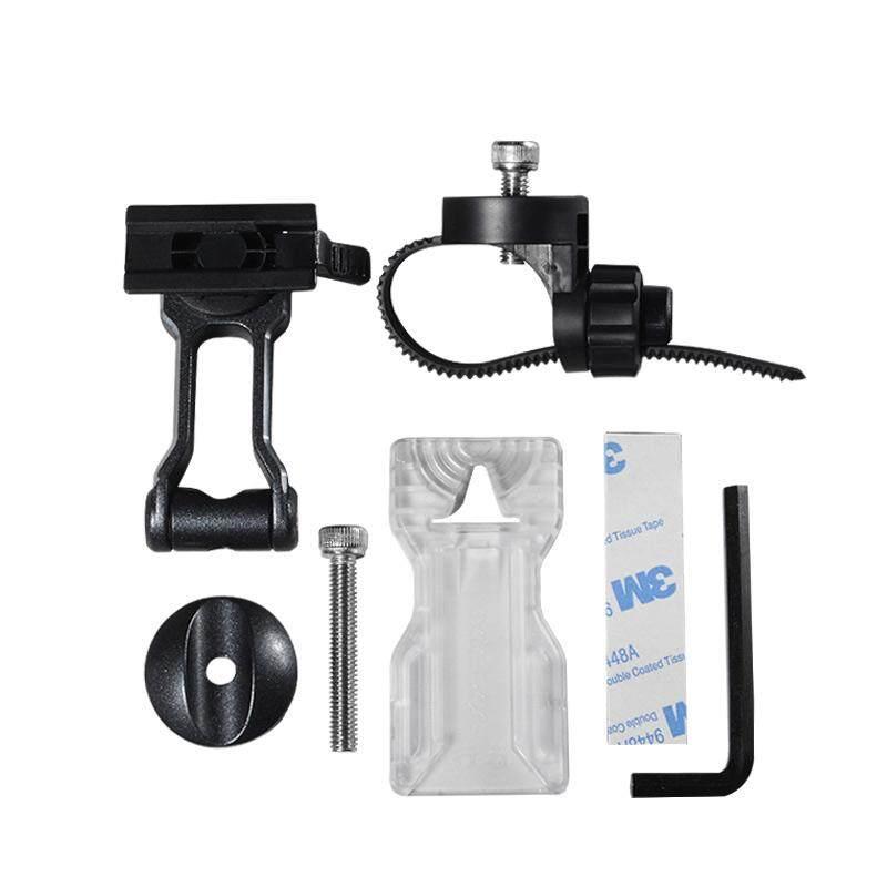 HLB Sepeda Universal Ponsel/GPS Dudukan Stang untuk iPhone Batang Pelindung Riser Gaciron H02 Ponsel