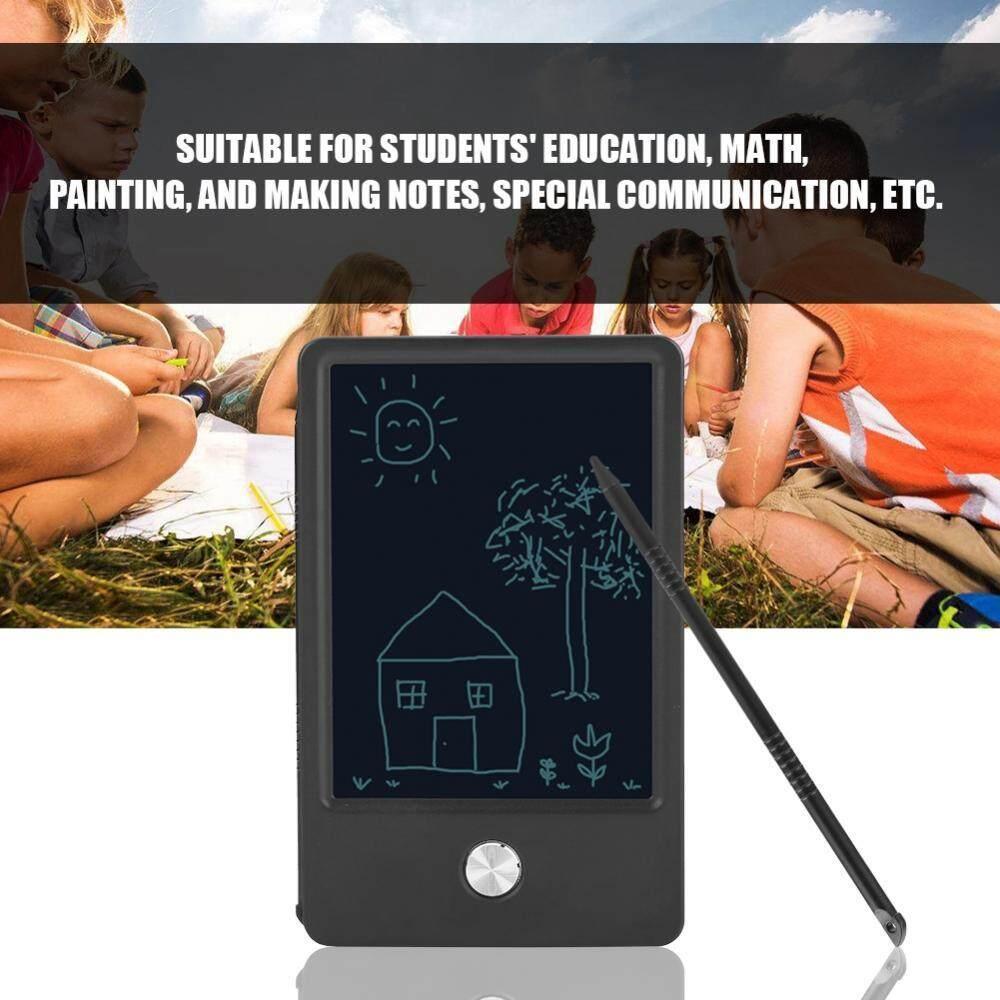 Hình ảnh 4.4 inch Chữ Viết Tay Máy Tính Bảng MÀN HÌNH LCD Viết Máy Tính Bảng Điện Tử Kỹ Thuật Số Cho Bé Viết Tay Vẽ Miếng Lót Ban-quốc tế