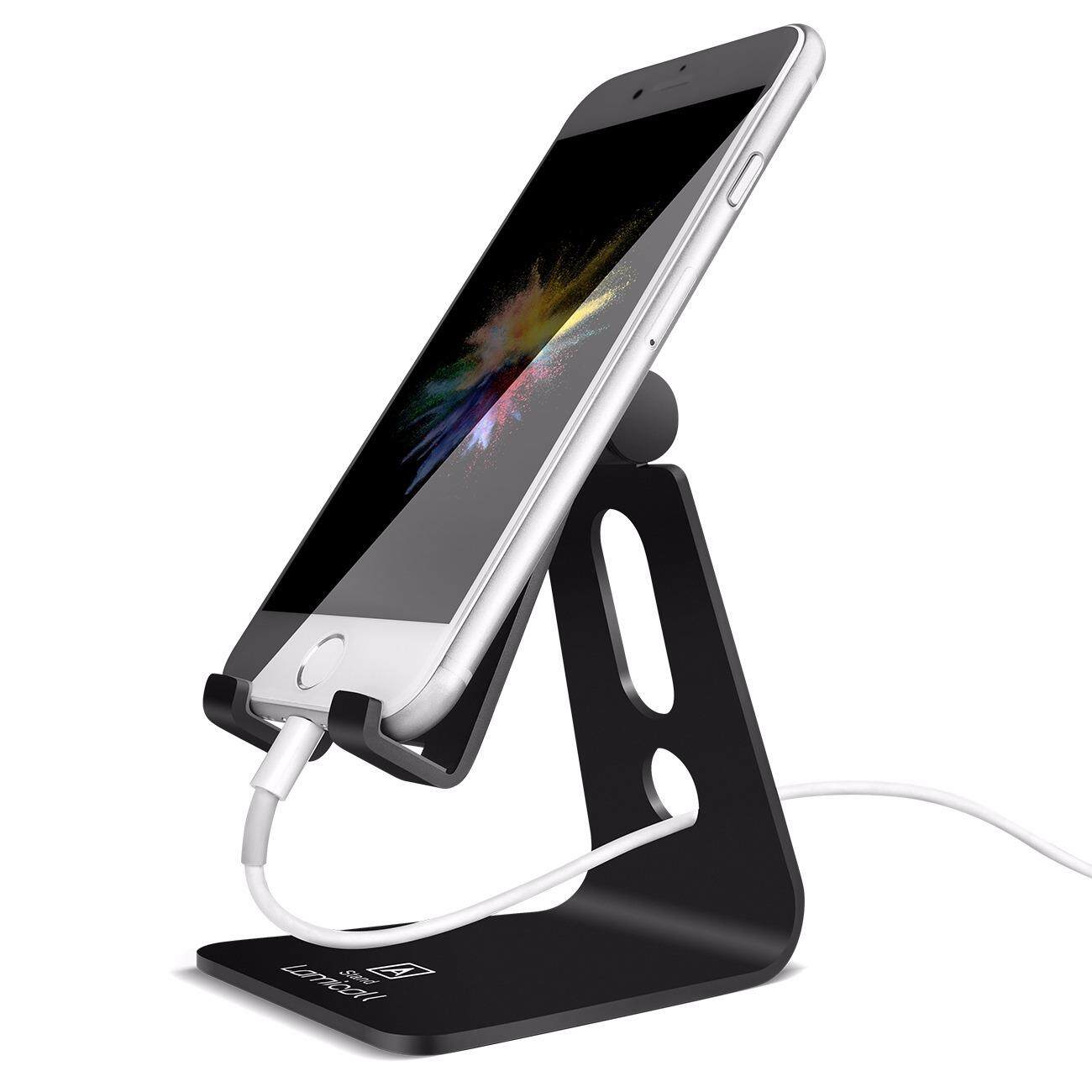 desk phone most metal wooden plus smartphone vision stand cell holder for iphone perfect best