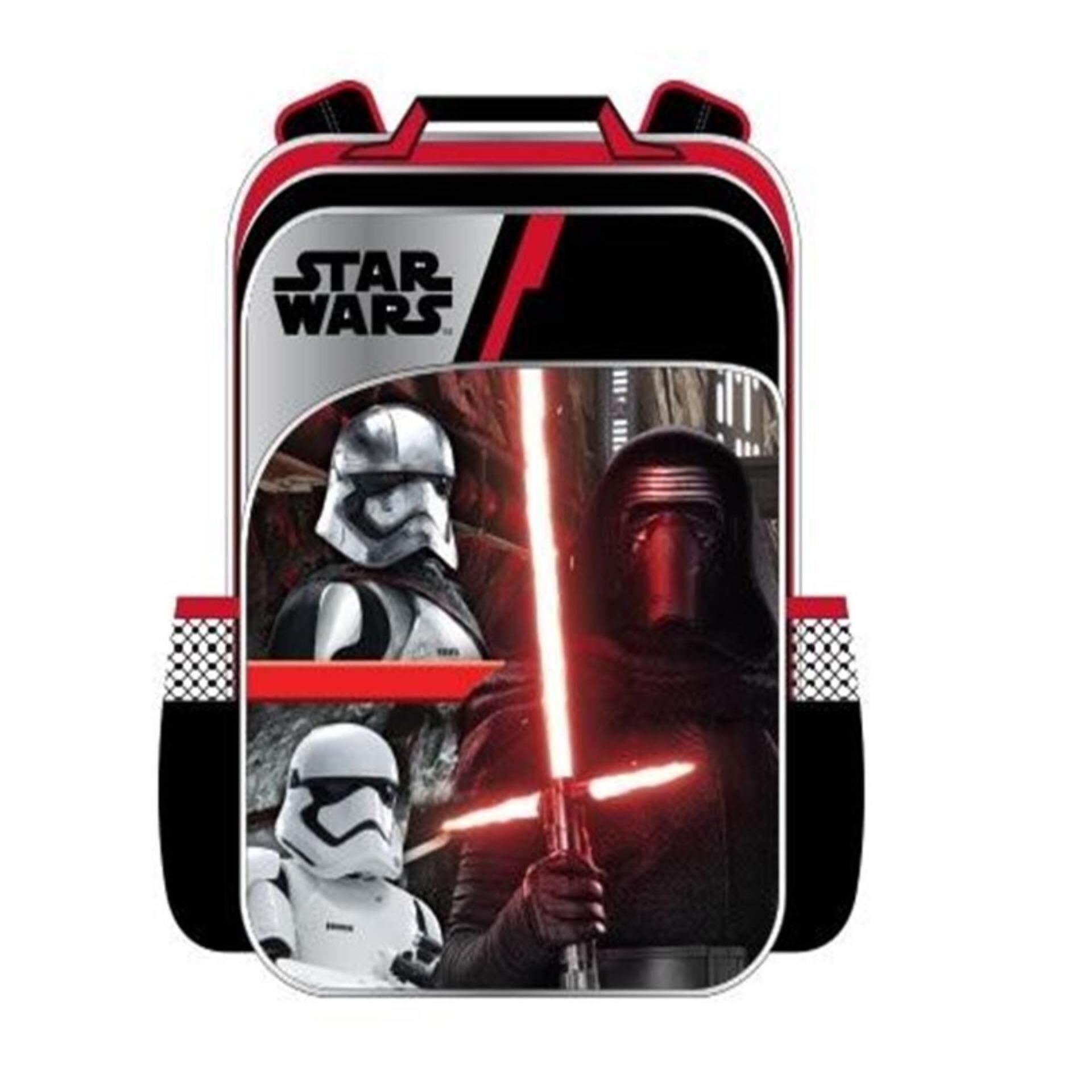 Disney Star Wars Pre School Backpack Kindergarten Nursery Kids Children School Bag - Kylo Ren
