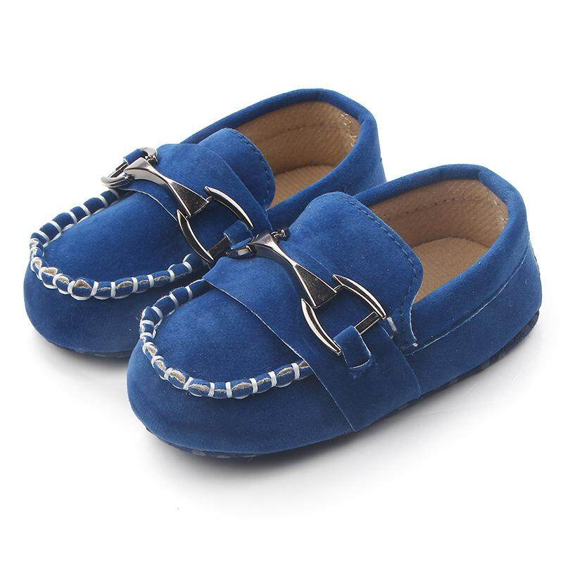 0d0e7d34d Ishowmall New Toddler Infant Newborn Baby Tassel Soft Sole Suede Shoes