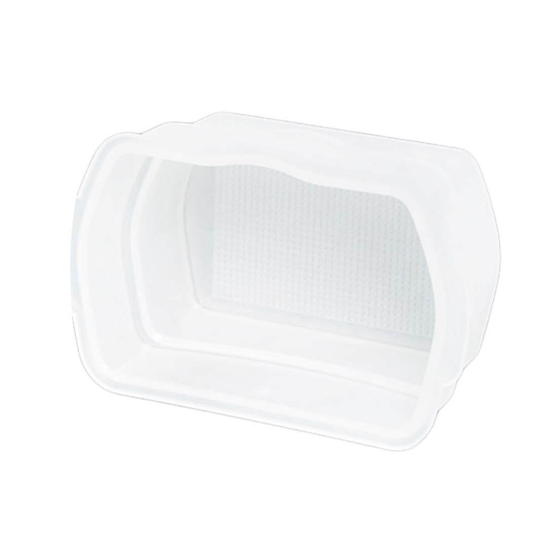 Hongdak Warna Putih Blitz Diffuser Kotak Lunak Anda 580EX 580EX II Yongnuo YN-560 YN560II YN-560III YN-560IV Blitz Diffuser Sarung- internasional