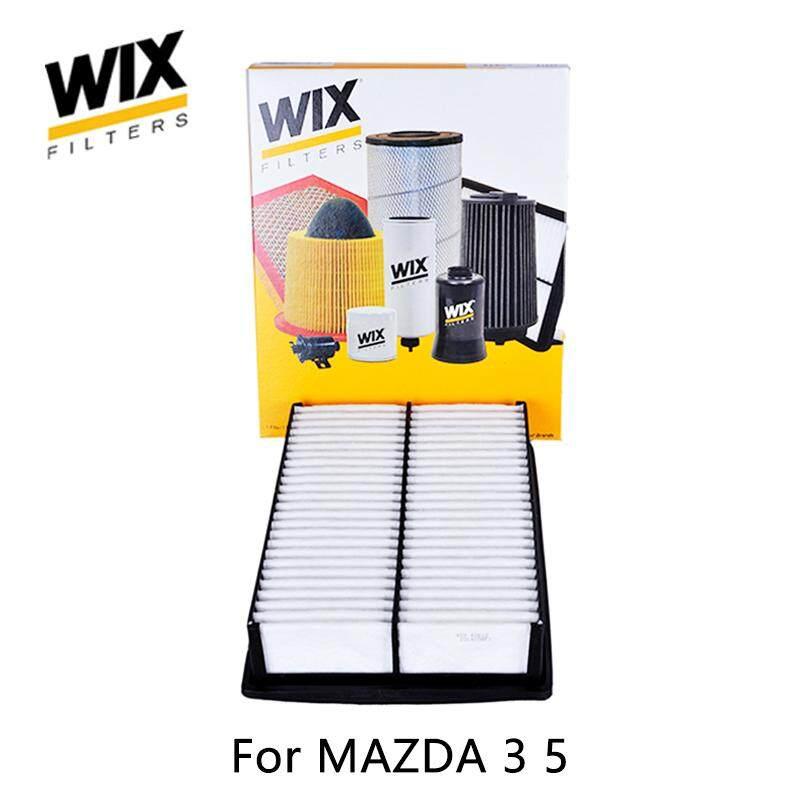 WIX Mobil Udara Penyaring 42612 untuk Mazda 3 5 2.3L 5 2.5L Otomatis Bagian-Internasional
