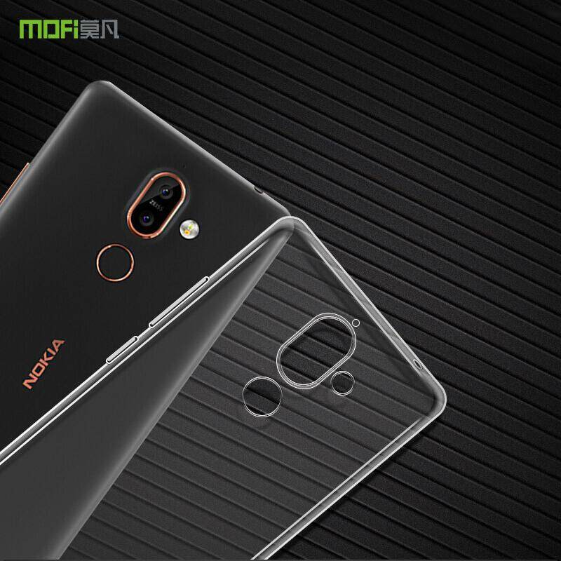 Cek Harga Alysvia Case For Nokia 7 Plus Case Clear Cover Nokia 7
