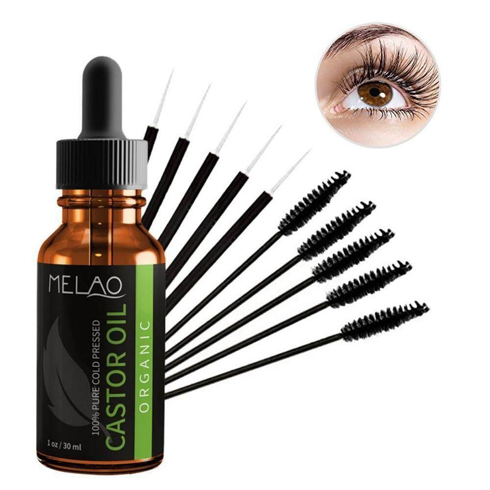f93406b7e15 quzhuo Nourish Hair Essential Oil Natural Castor Oil Calm Prevent Skin  Aging Castor Organic Eyelash Enhancer