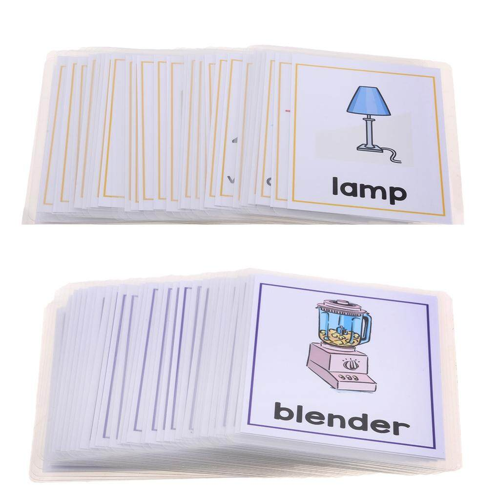 Sale Bolehdeals Kids Early Educational Sight Word Flash Cards Daily Kitchenware Furniture Intl Bolehdeals Cheap