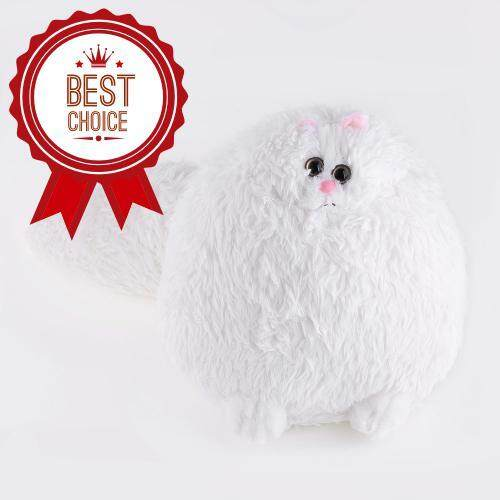 STUFFED CUTE SIMULATION PERSIAN CAT PLUSH DOLL TOY BIRTHDAY CHRISTMAS GIFT FOR BABY toys for girls
