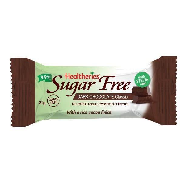 Sugar Free Dark Chocolate Classic 6x pack