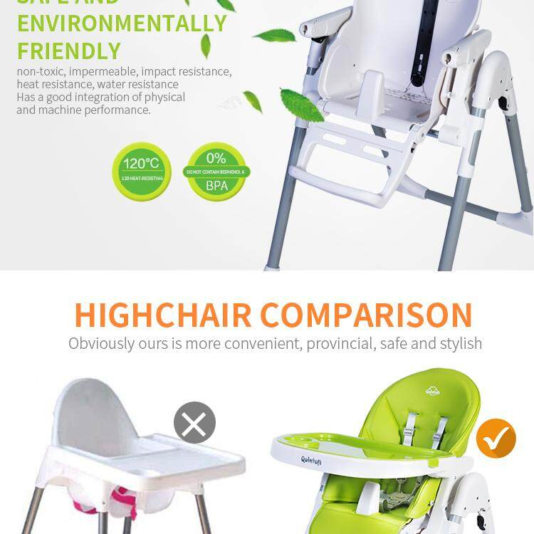 Cool Specifications of Quinton Hwugo Multifunction Baby High Chair Elegant - Style Of stylish high chair Beautiful