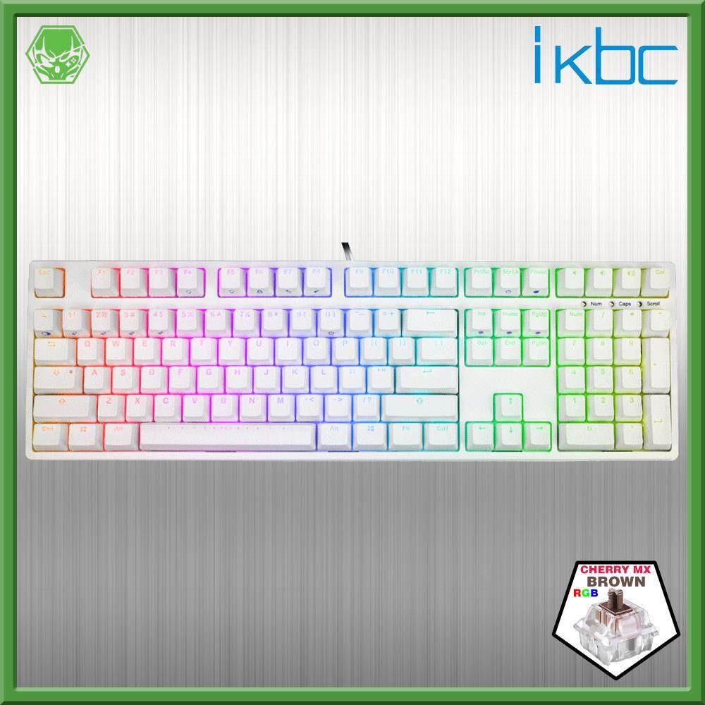 Features Corsair K95 Rgb Platinum Mechanical Gaming Keyboard L Cherry Mx Speed Ikbc F108 White