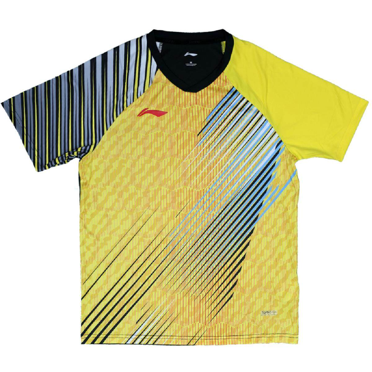 Li-Ning Men's V-Neck T-shirt