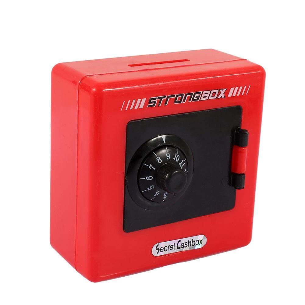Hình ảnh Simida Tools SecurityStorage Box Durable Lightness Code Safe Box Saving Piggy Bank Money Date Password