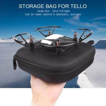 Fuan Drone Protective Bag Portable Handheld Storage Bag Handbag Carrying Case Box for DJI TELLO Black - intl