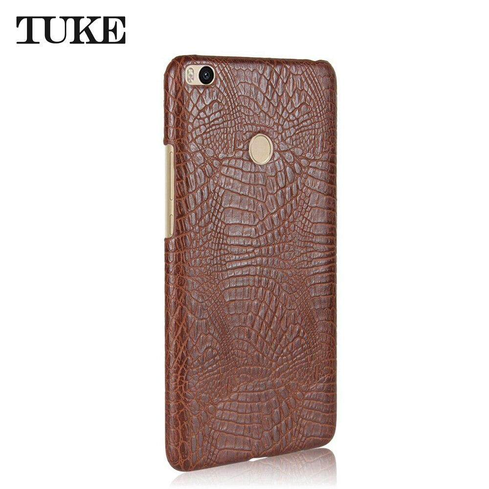 Features Tuke Crocodile Pattern Case For Xiaomi Max 2 Back Cover 360 Mi Mimax Hardcase Casing