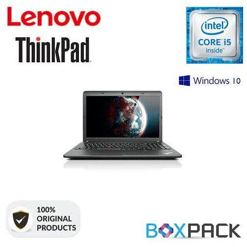 LENOVO THINKPAD EDGE E540 (15-INCH) CORE I5 G4/ 8GB RAM/ 500GB HDD/ W10PRO ( 2 YEAR WARRANTY ) Malaysia