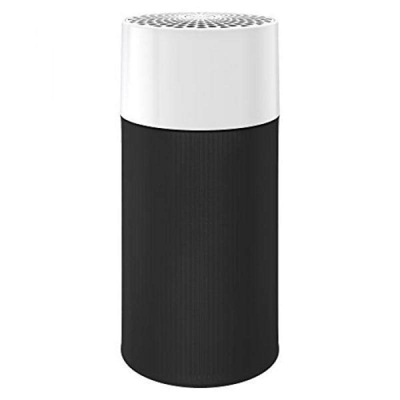Blue Pure 411 Air Purifier with Particle and Carbon Filter for Allergen and Odor Reduction, Two Washable Pre-Filters, Small Rooms, by Blueair - intl Singapore